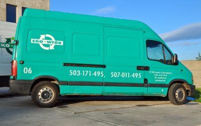 Rozszerzyliśmy ofertę naszej firmy o Spedycję i Transport Międzynarodowy